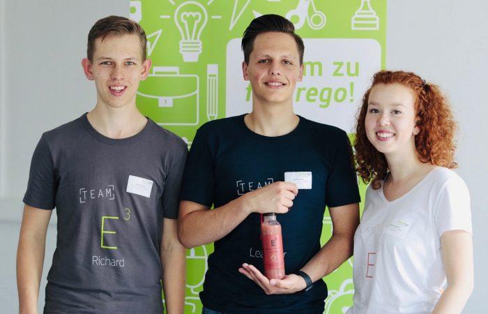 The Youthful Visionaries ist das Gewinnerteam des Schülerwettbewerbs futurego Sachsen-Anhalt