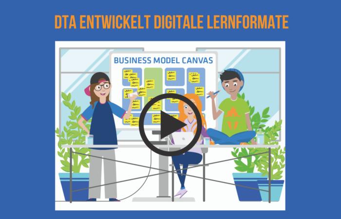 DTA entwickelt digitale Lernformate